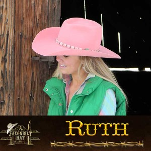 Ruth Cowgirl Hat