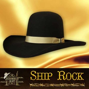 #14 Ship Rock Custom Hat