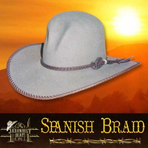 #25 Spanish Braid Custom Hat