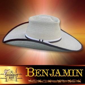 Benjamin Straw Hat