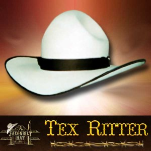 Tex Ritter Custom Movie Hat