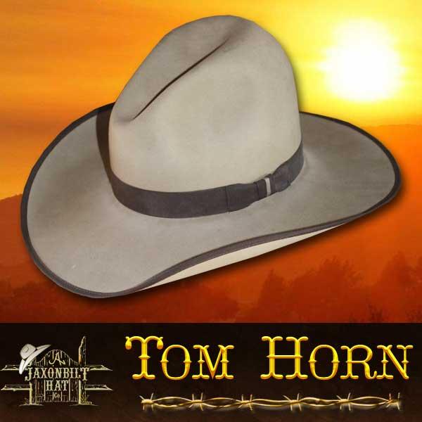 ad0ecef40ac42a 9 Tom Horn – Jaxonbilt Hats