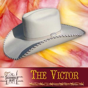 The Victor Cowgirl Hats