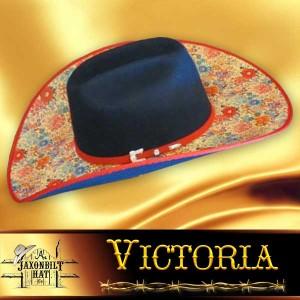 Victoria Cowgirl Hat